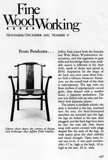 fine woodworking page 107