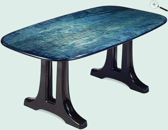 jeffrey dale - designer - tables: sea